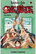 ONE PIECE #15: ¡TODO RECTO!