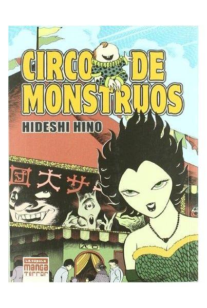 CIRCO DE MÓNSTRUOS