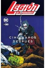 LEGIÓN DE SUPERHÉROES 5...