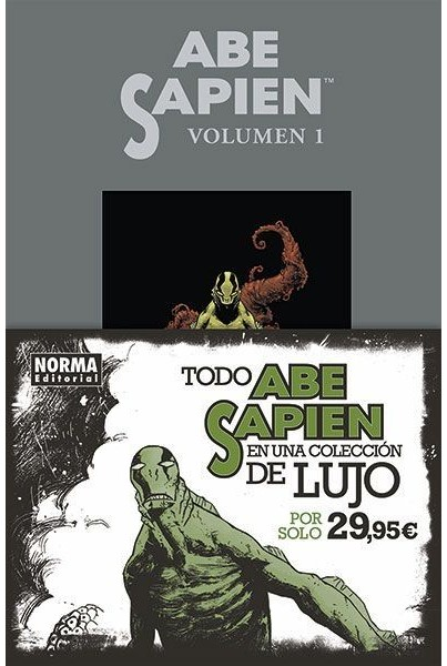 ABE SAPIEN INTEGRAL 01