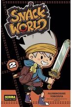 SNACK WORLD 02