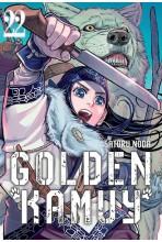 GOLDEN KAMUY 22