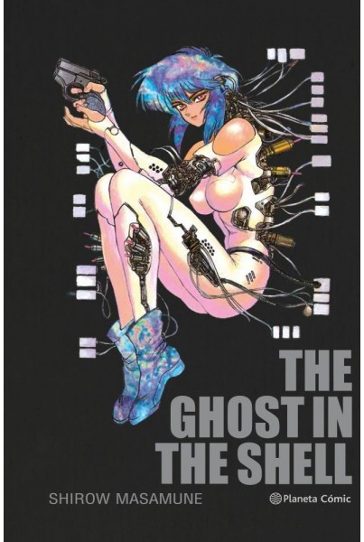 THE GHOST IN THE SHELL Nº 01 (NUEVA EDICIÓN)