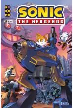 copy of SONIC THE HEDGEHOG 19