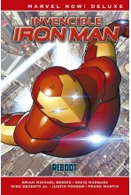 INVENCIBLE IRON MAN 01:...