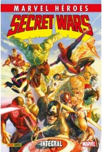 SECRET WARS CLÁSICO...