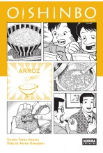 OISHINBO, A LA CARTE 06: ARROZ