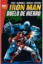 IRON MAN: DUELO DE HIERRO...