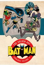 copy of BATMAN: THE GOLDEN...