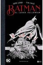 BATMAN EL LARGO HALLOWEEN:...
