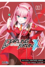DARLING IN THE FRANXX 01