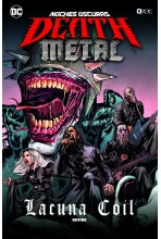 NOCHES OSCURAS: DEATH METAL...