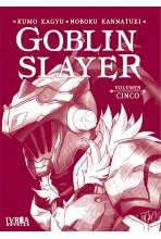 GOBLIN SLAYER 05 (NOVELA)