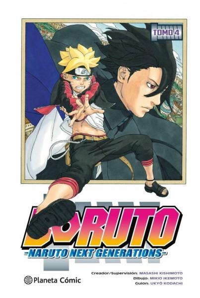 BORUTO 04: NARUTO NEXT GENERATIONS
