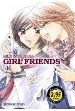 GIRL FRIENDS 01 (PROMO SHOJO)