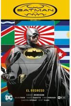 BATMAN INC 01: EL REGRESO