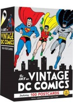 THE ART OF DC VINTAGE...