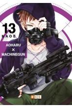 AOHARU X MACHINEGUN 13