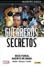 GUERREROS SECRETOS 01: NICK...