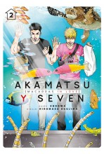 AKAMATSU Y SEVEN: MACARRAS...