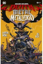 DEATH METAL: METALVERSO 03...