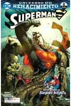 SUPERMAN: RENACIMIENTO 08