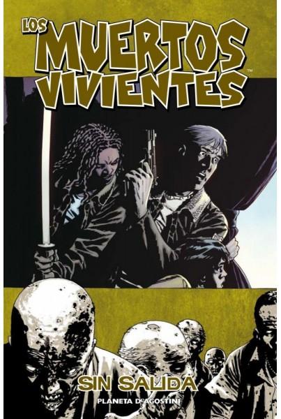 LOS MUERTOS VIVIENTES 14 DE 32: SIN SALIDA