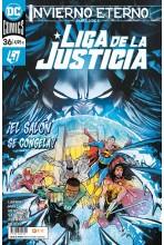 LIGA DE LA JUSTICIA 114 / 36