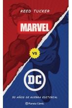 MARVEL VS DC: 50 AÑOS DE...