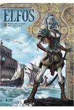 ELFOS 08. NEGRO COMO LA SANGRE/ ROJO COMO LA LAVA