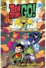 TEEN TITANS GO ! 11: EL...