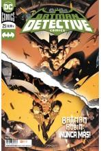 BATMAN DETECTIVE COMICS 25