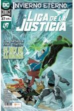 LIGA DE LA JUSTICIA 115 / 37