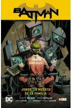 BATMAN: JOKER: LA MUERTE DE...