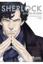 SHERLOCK 01: ESTUDIO EN ROSA