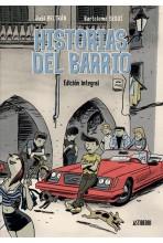 HISTORIAS DEL BARRIO...