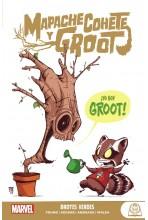 MAPACHE COHETE Y GROOT 01:...