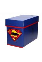 CAJA CON TAPA: SUPERMAN DC...