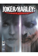 JOKER / HARLEY: CORDURA...