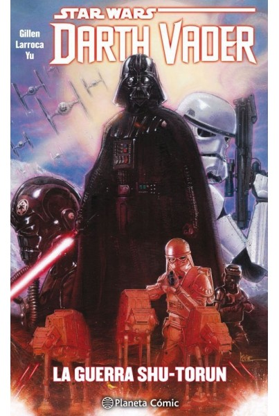 STAR WARS DARTH VADER (TOMO RECOPILATORIO) 03 DE 04: LA GUERRA SHU-TORUN