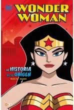 WONDER WOMAN: LA HISTORIA...