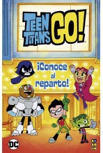 TEEN TITANS GO!: CONOCE AL...