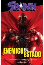 SPAWN: ENEMIGO DEL ESTADO