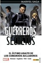 GUERREROS SECRETOS 04: EL...
