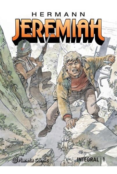 JEREMIAH (INTEGRAL) 01 NUEVA EDICIÓN