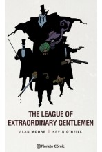 THE LEAGUE OF EXTRAORDINARY GENTLEMEN 01 DE 03 (EDICIÓN TRAZADO)