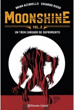 MOONSHINE 02: UN TREN CARGADO DE SUFRIMIENTO
