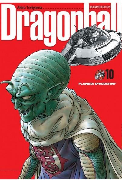 DRAGON BALL 10 DE 34