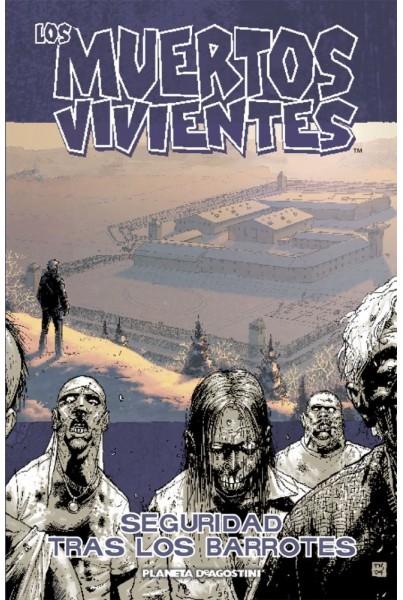 LOS MUERTOS VIVIENTES 03 DE 32: SEGURIDAD TRAS LOS BARROTES