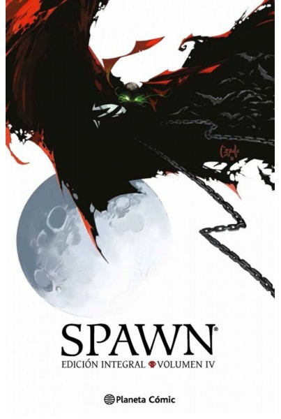 SPAWN (INTEGRAL) 04 (NUEVA EDICIÓN)